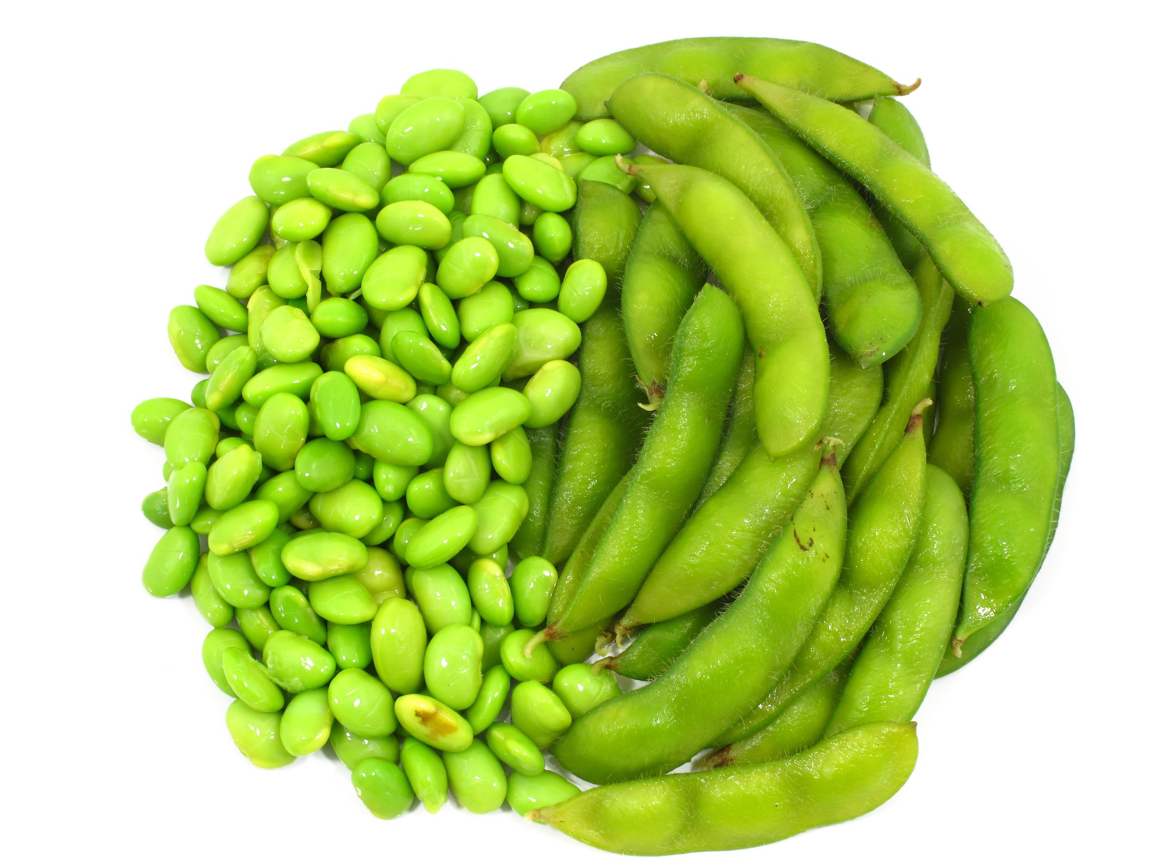 edamame, soy, foods for fertility